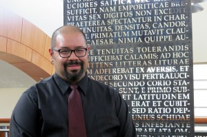 Dan Johnson, senior library specialist at the University of Houston Libraries, has been selected as a 2013-2015 Association of Research Libraries (ARL)/Society of American Archivists (SAA) Mosaic Program fellow.