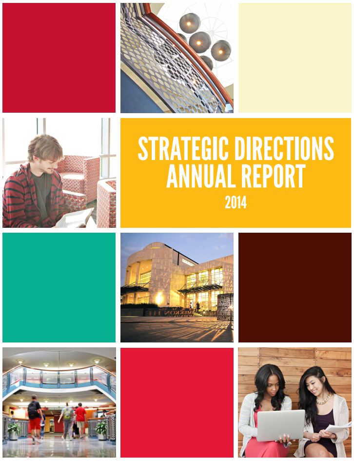 University of Houston Libraries 2014 Strategic Directions Report