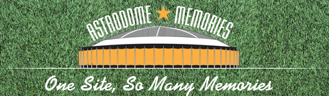 The Houston Public Library's Astrodome Memories project will host an oral history and scanning event on Saturday, August 8, 2015, from 10 a.m. to 2 p.m. to preserve and share experiences of the 8th Wonder of the World.