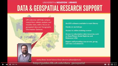 Social Work and GIS