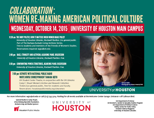 Collaboration: Women Re-Making American Political Culture