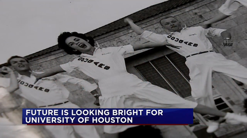 Future Looks Bright for University of Houston