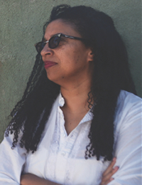 National Book Award winner Robin Coste Lewis will speak at the University of Houston Libraries on February 2, 2016.