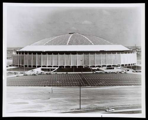 The Astrodome, Eighth Wonder of the World collection is now available in the University of Houston Digital Library.