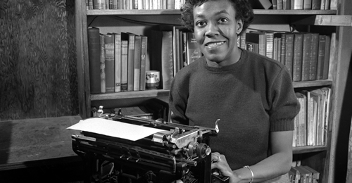 Literature by African American writers, including Pulitzer Prize winner Gwendolyn Brooks, will be on display at the University of Houston Libraries in February.