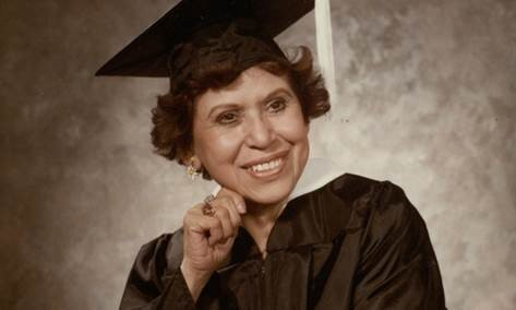 The Mary F. Lopez Papers collection is now available in the University of Houston Digital Library.