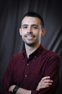 Daniel Pshock is the new user experience and web content strategy coordinator at UH Libraries.