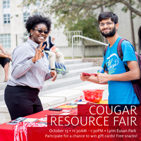 Cougar Resource Fair