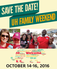 UH Family Weekend
