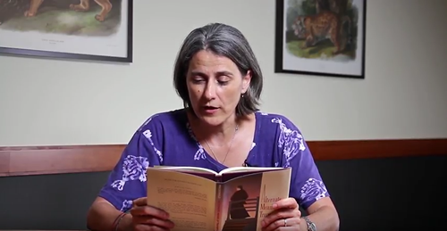 "Martha Serpas reading ""Those Who Live Alone"" by Cynthia Macdonald"