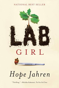 Lab Girl by Hope Jahren will be discussed at the January book club meeting.