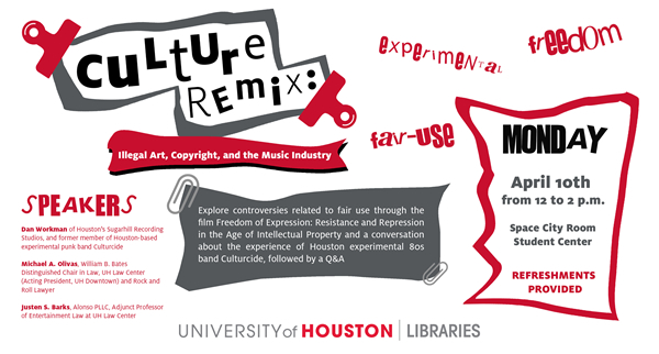Culture Remix: Illegal Art, Copyright, and the Music Industry