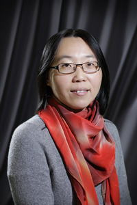 Xiping Liu is the new resource description librarian at UH Libraries.
