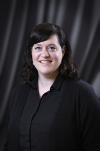 Rachel Helbing is the new health sciences librarian.
