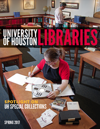 UH Libraries Spring 2017 Newsletter