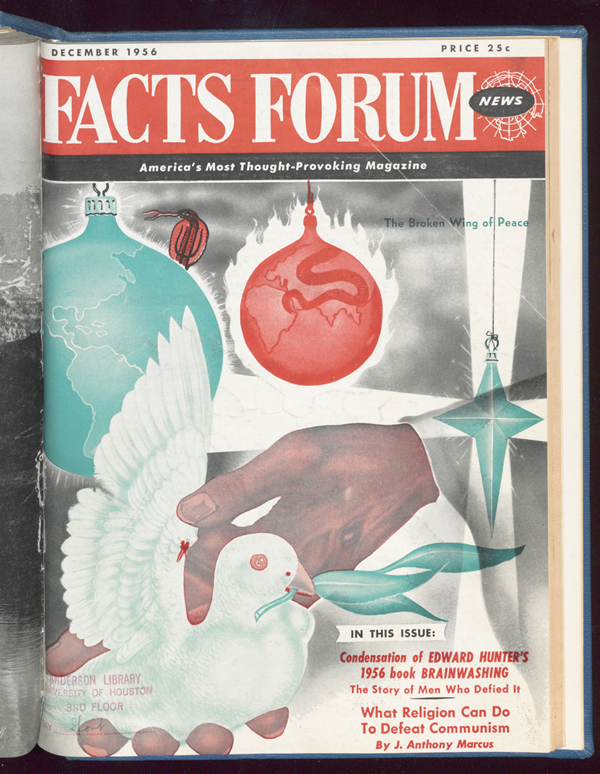 Facts Forum News, 1955-1956 is now available in the UH Digital Library.