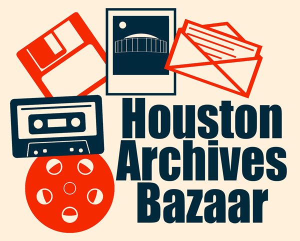 The Houston Archives Bazaar is a free, fun event for the community to engage with the amazing historical collections and resources available in the Houston area.