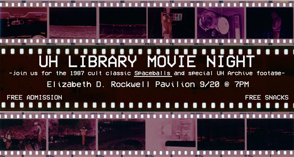 UH Library Movie Night