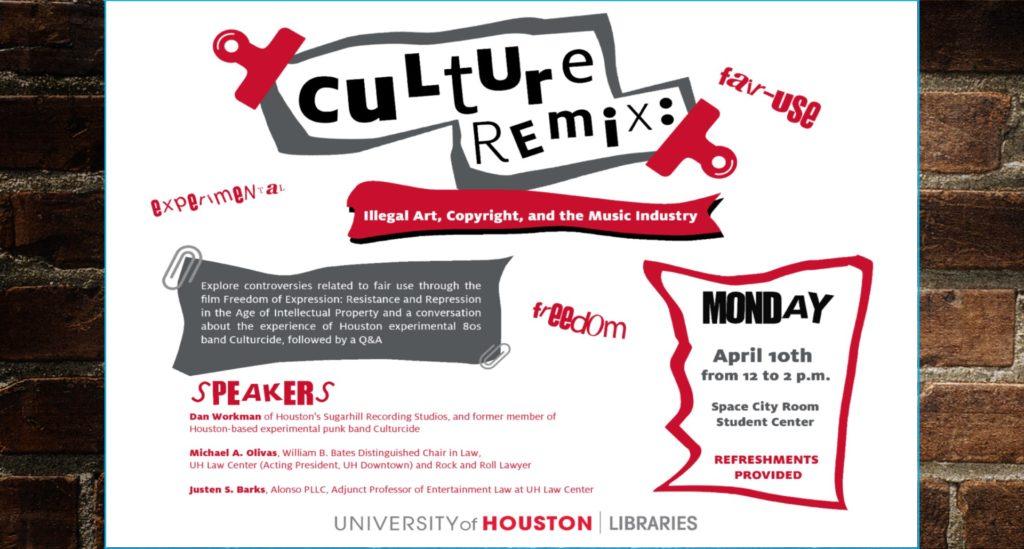 Culture Remix Poster