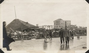 Photo of Murdoch's Bathhouse Wreckage