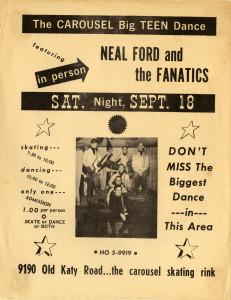Neal Ford and the Fanatics