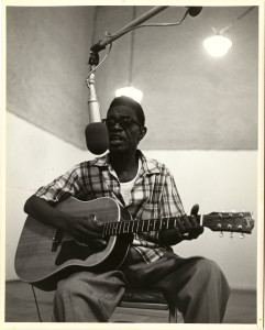 Lightnin' Hopkins from the Texas Music Collection