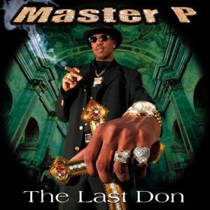 "Master P, ""The Last Don,"" from the Houston Hip Hop Collection"