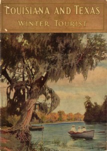 cover of Louisiana and Texas for the Winter Tourist
