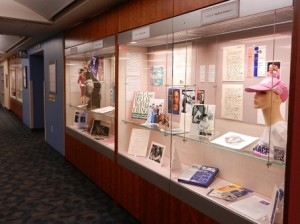 exhibit, Collective HER-story, A Mosaic Masterpiece: Exploring the Carey C. Shuart Women's Archives
