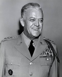 General Andrew Davis (A.D.) Bruce, from the UH Photographs Collection (1954)