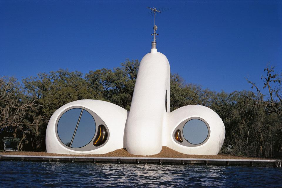 House of the Century, 1972, copyright Ant Farm, photo Doug Michels Architectural Papers