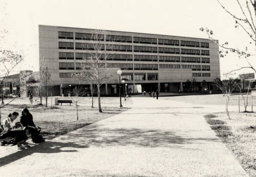 Philip G. Hoffman Hall, 1970s