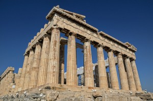 The Parthenon by Frank Durr / CC BY-NC-ND 2.0