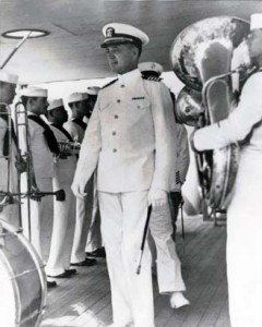 Captain Albert H. Rooks (1941), Cruiser Houston Collection