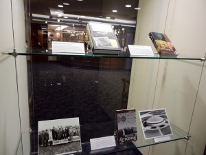 "New items now on display in our mini-exhibition, ""From Our Collections..."""