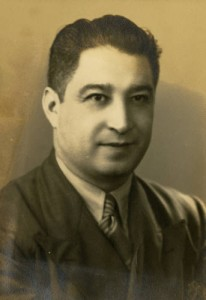 Portrait of Alonso S. Perales