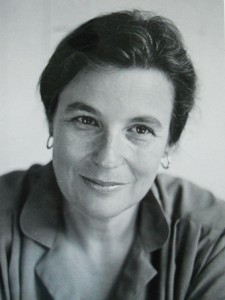 Portrait of Cynthia Macdonald.