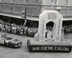 """Win For The Cullens"" (1951, UH Photographs Collection)"