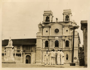 Church of the Third Order of the Franciscans (Herman George Eiden Papers)