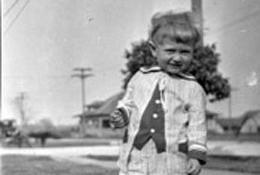 Child, 1920s